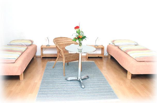 Monteurzimmer bei Zimmer Gästehaus Wörth- Maximiliansau in Wörth am Rhein