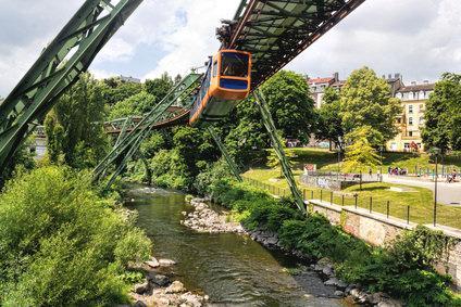 Wuppertal (Nordrhein-Westfalen, Deutschland)