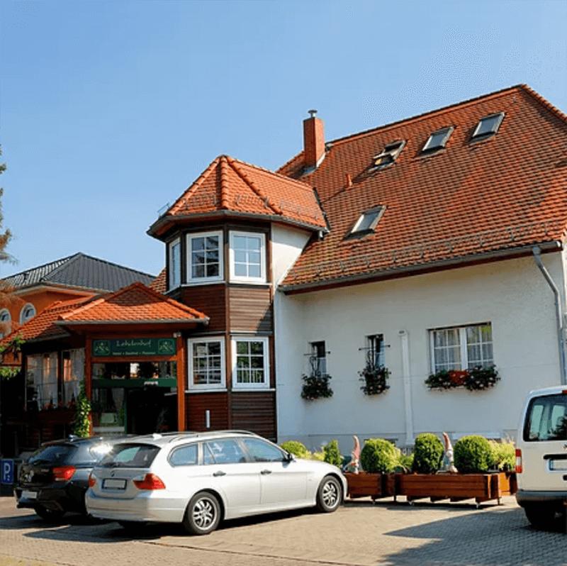 Hotel Pension Lehdenhof in 04328 Leipzig