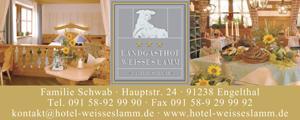 Landgasthof Weißes Lamm***