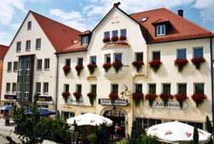 Gunzenhausen: Gästehaus Hotel Adlerbräu***
