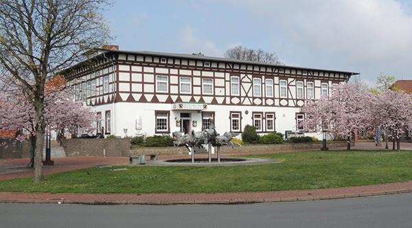 Munster (Lüneburger Heide): Hotel Deutsches Haus