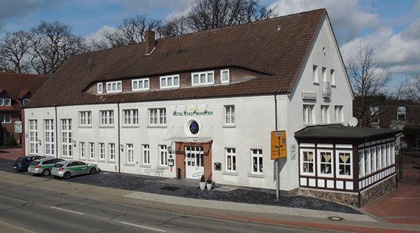 Munster (Lüneburger Heide): Hotel Stadt Munster