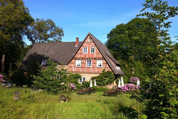 Bispingen-Wilsede: Pension Witthöft's Gästehaus
