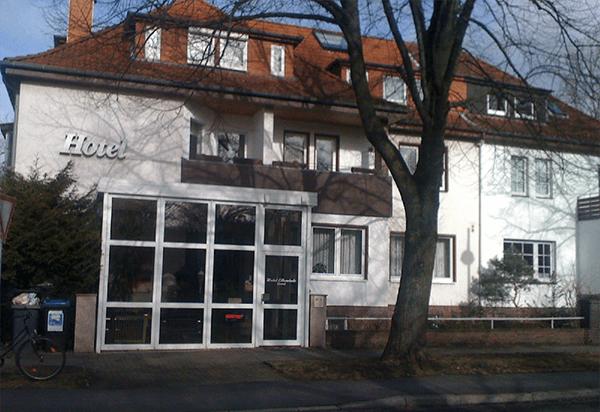 Eilenriede, Pension in Hannover-Groß Buchholz bei Flughafen Hannover