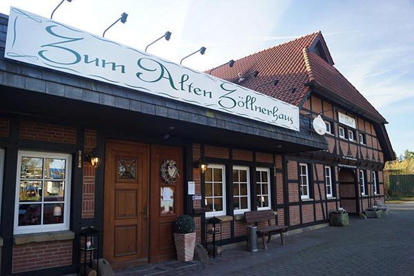 Zum Alten Zöllnerhaus, Pension in Wedemark-Schlage-Ickhorst bei Flughafen Hannover