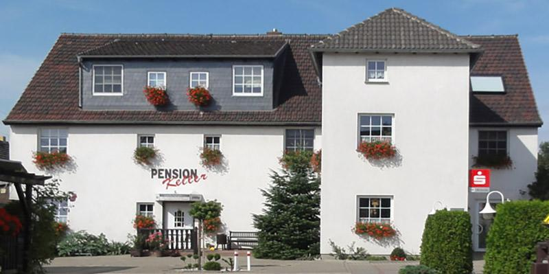 Pension Keller, Pension in Löbnitz bei Pressel