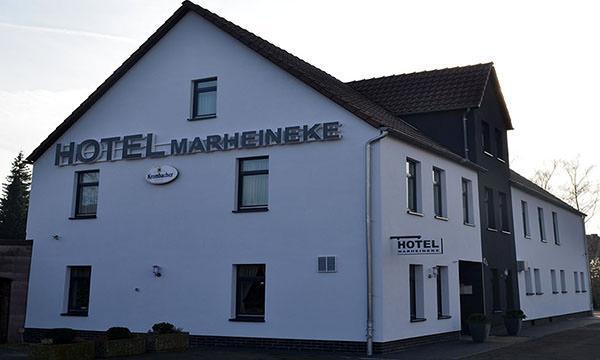 Marheineke, Pension in Hildesheim bei Söhlde