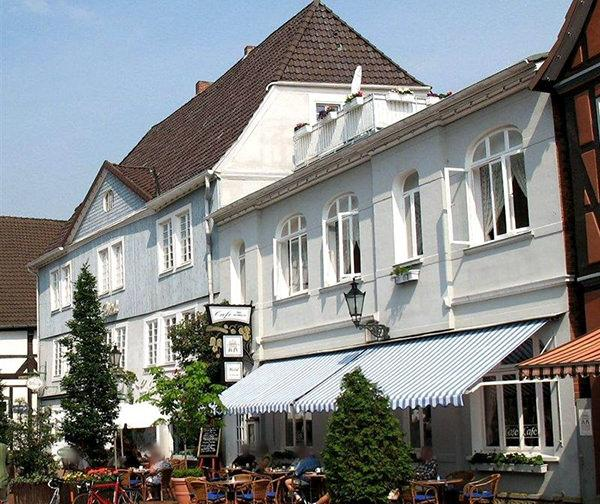 Rinteln: Hotel Café Wethmüller