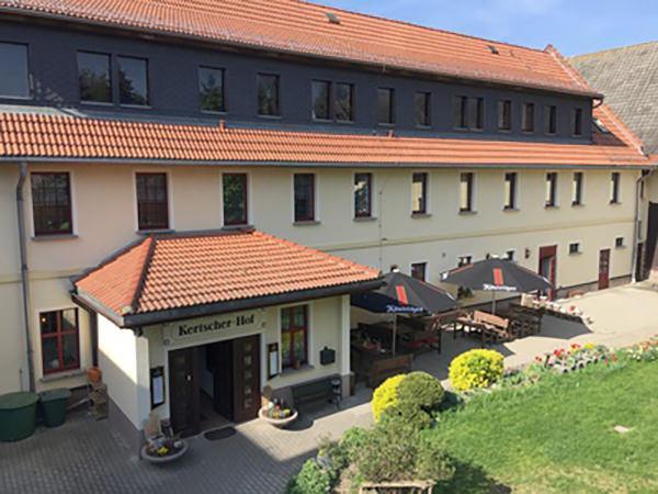 Landhotel Kertscher-Hof in 04603 Nobitz-Gleina