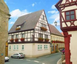 Segnitz: Hotel Garni Zum Schiff