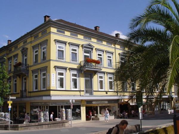 Bad Pyrmont: Hotel im Haus Hemmerich