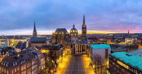 Aachen (Nordrhein-Westfalen, Deutschland)