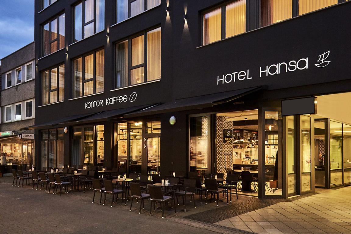 Herford: Hotel Hansa