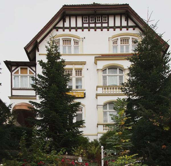 Hotel Garni Haus Mecklenburg, Hotel in Bad Salzuflen bei Detmold