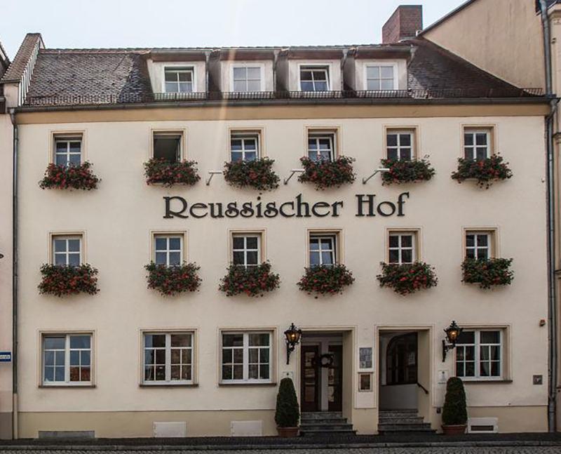 Hotel Reussischer Hof in 04626 Schmölln