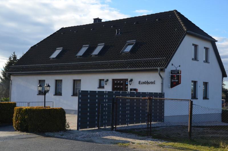 Landhotel Riedel in 04626 Nöbdenitz-Lohma