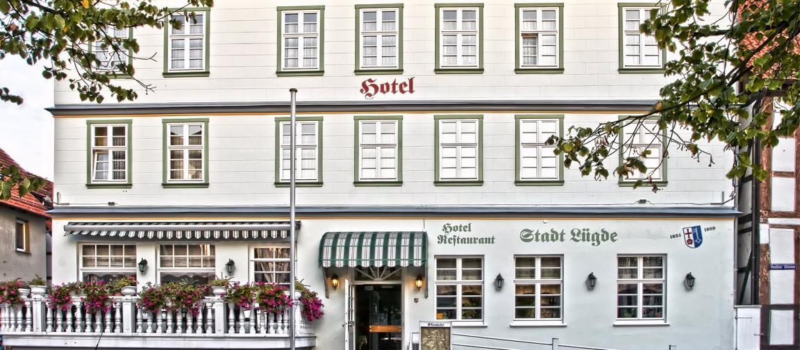 Lügde: Hotel Stadt Lügde
