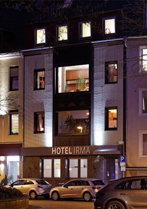 Paderborn: Hotel Garni Haus Irma