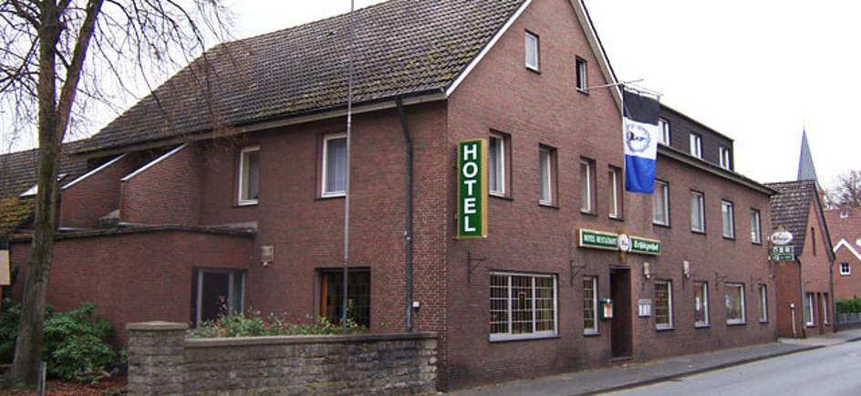 Hotel & Restaurant Schützenhof, Hotel in Gütersloh bei Bielefeld