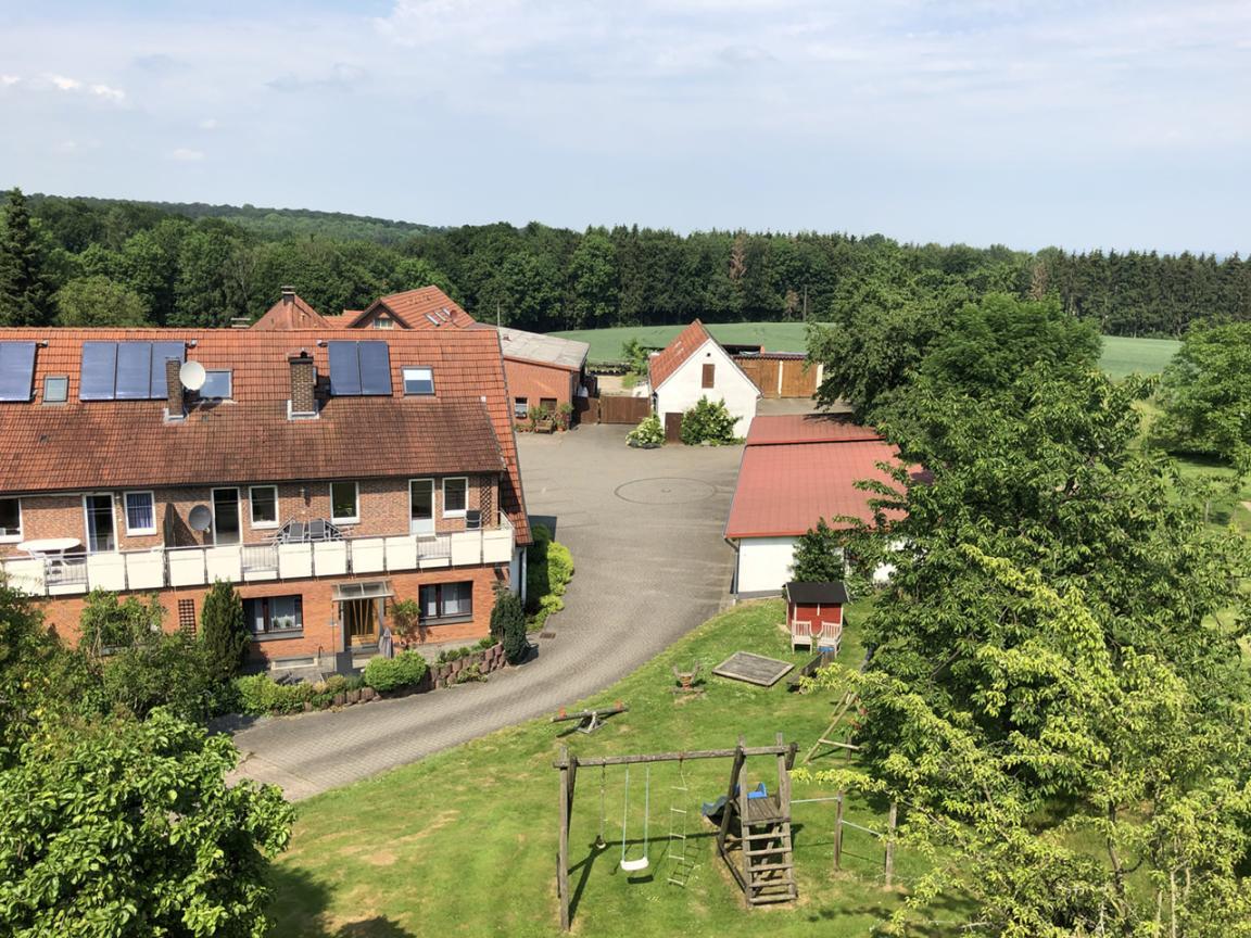 Bielefeld:  Bed & Breakfast Appartment & Ferienhof Kröger