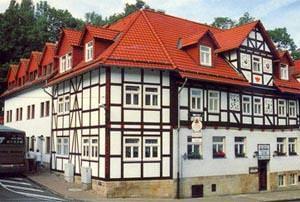 Großalmerode: Hotel Garni Zur Krone