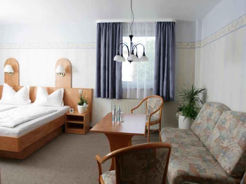 Gudensberg: Hotel & Restaurant Am Stadtpark