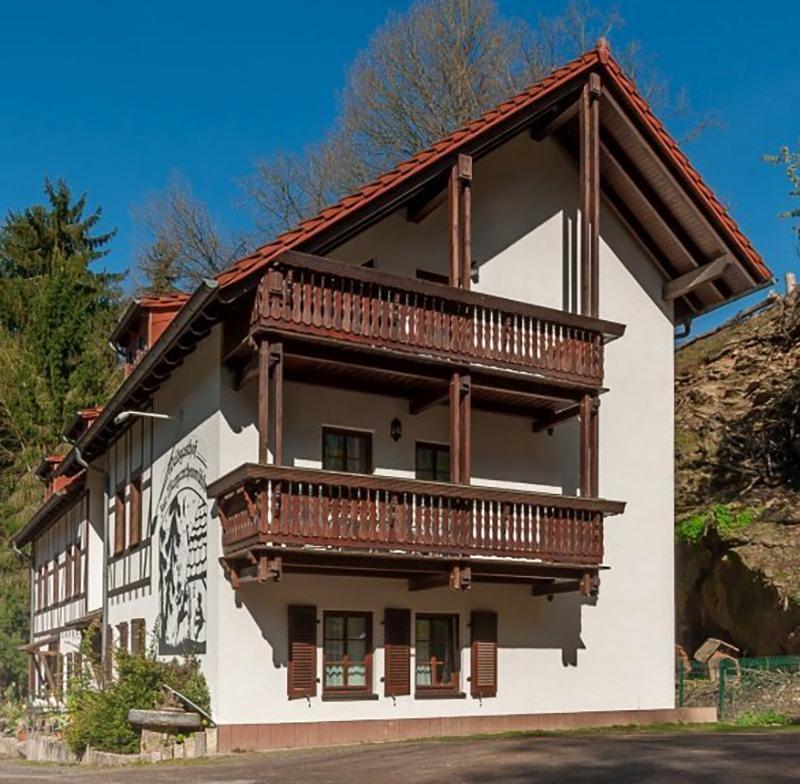 Waldgasthof Zur Margarethenmühle, Pension in Roßwein bei Naundorf
