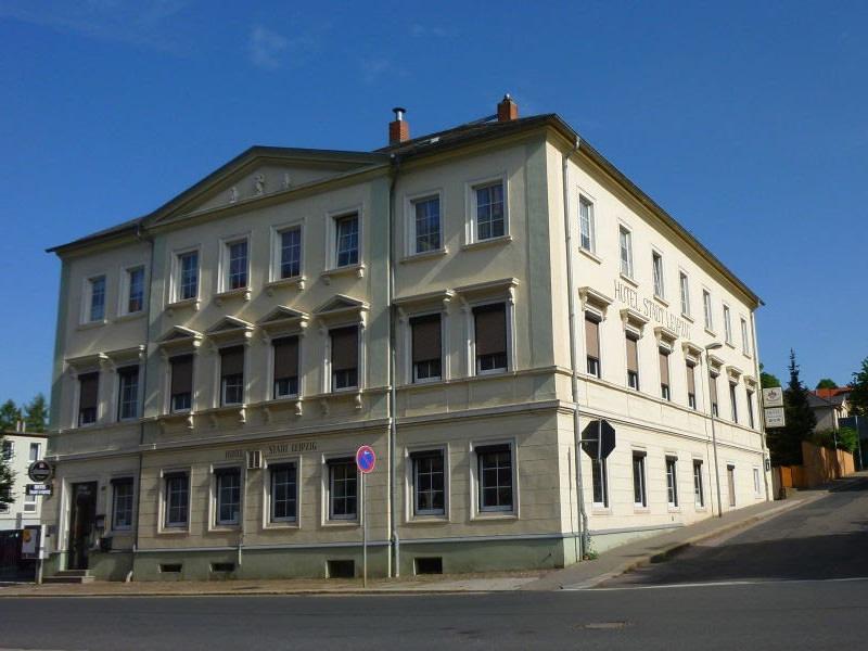 Hotel Stadt Leipzig, Hotel in Roßwein bei Dresden