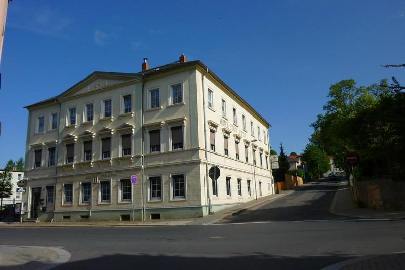 Roßwein: Hotel Stadt Leipzig