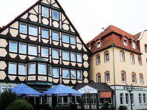 Hotel & Restaurant Zum Alten Brauhaus***
