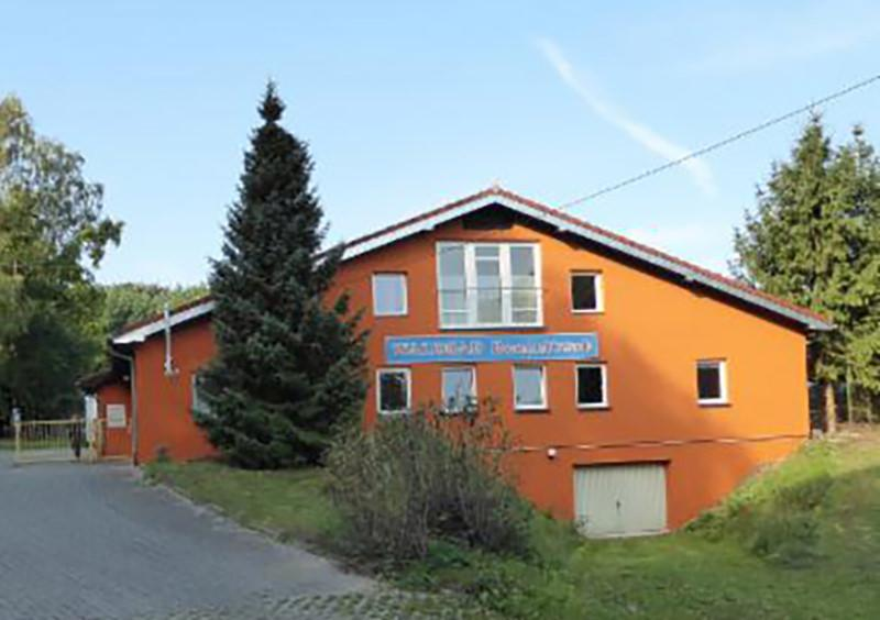 Pension Waldbad, Pension in Dommitzsch bei Hachemühle