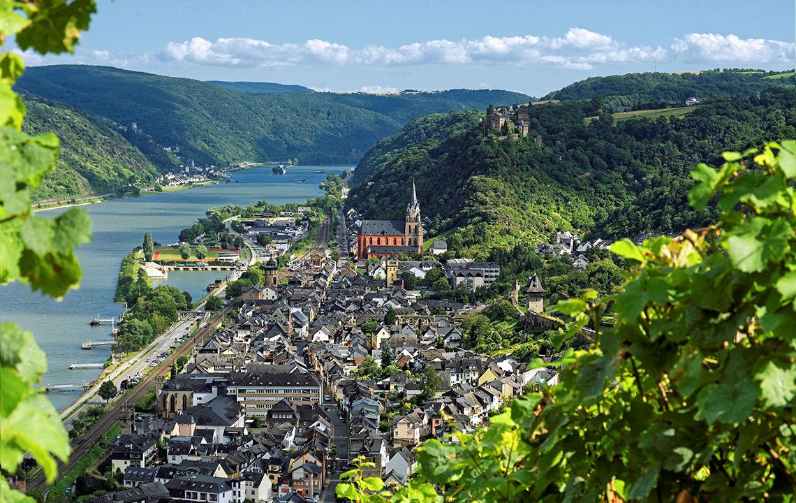 Oberwesel (Rheinland-Pfalz, Deutschland)