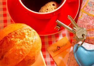 Essen: bed & breakfast - Privatzimmervermittlung