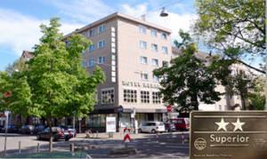 Saarbrücken-St. Johann: Hotel Meran**Superior