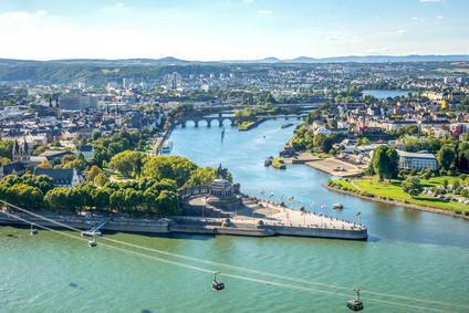 Koblenz (Rheinland-Pfalz, Deutschland)