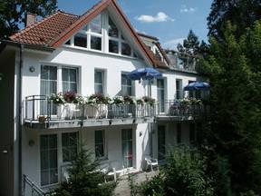 Hotel Garni Waldhaus Mühlenbeck