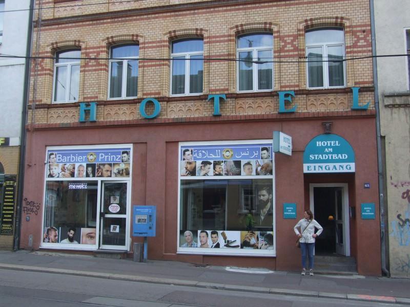 Hotel Am Stadtbad, 06108 Halle (Saale)