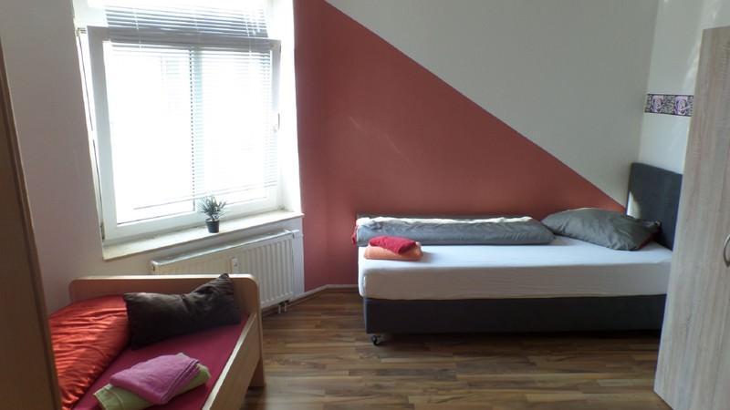 Halle (Saale): Hostel Im Medizinerviertel und Vorharz