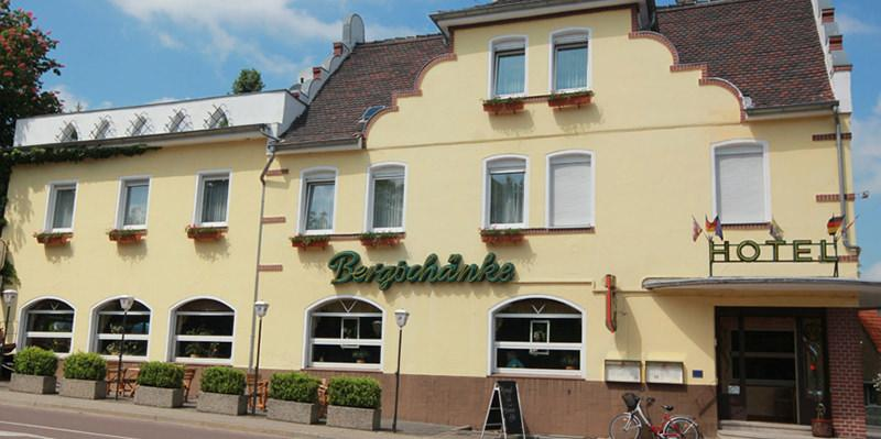Bergschänke, Pension in Halle (Saale)