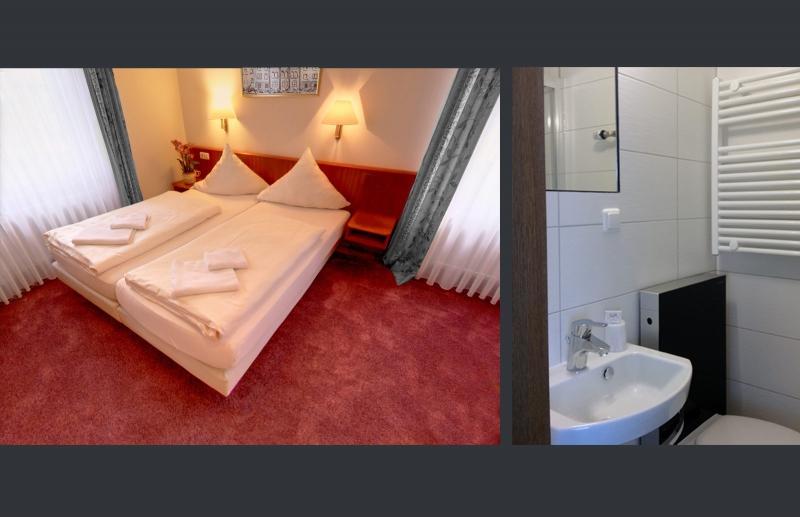 Fulda: Hotel & Gasthof Jägerhaus
