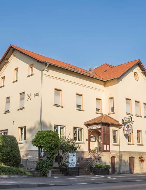 Fulda: Hotel & Gasthof Metzgerei Harth