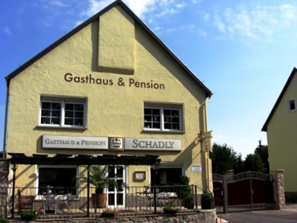 Gästehaus Schadly in 06246 Bad Lauchstädt