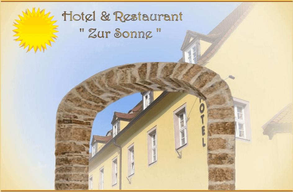 Hotel Zur Sonne in 06268 Querfurt