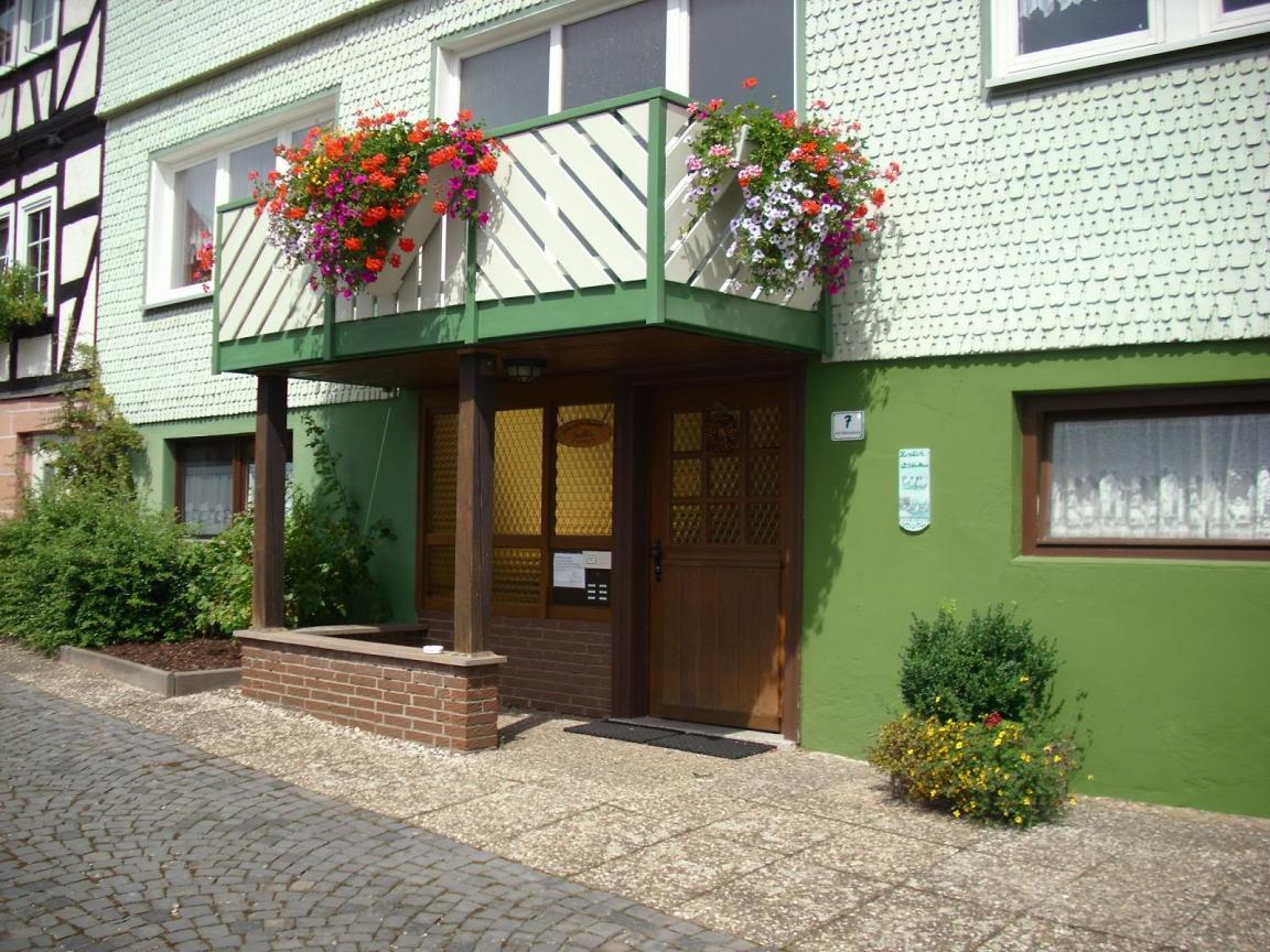 Gästehaus Otto in 36251 Bad Hersfeld