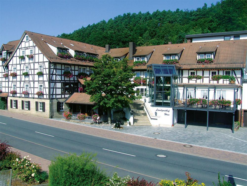 Neuenstein: Hotel & Restaurant Hess