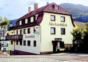 Hotel Pension Neckarblick