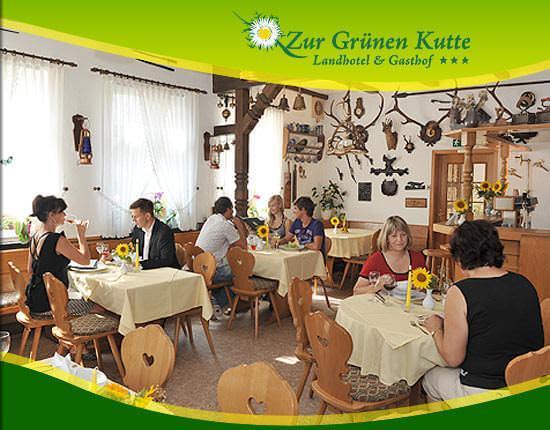 Landhotel Zur Grünen Kutte
