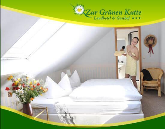 Landhotel Zur Grünen Kutte, 36457 Bernshausen