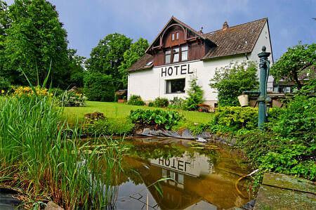 Hotel Garni Altes Forsthaus
